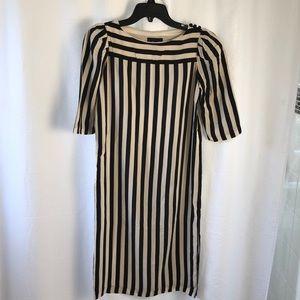 Dresses & Skirts - nilani striped straight dress